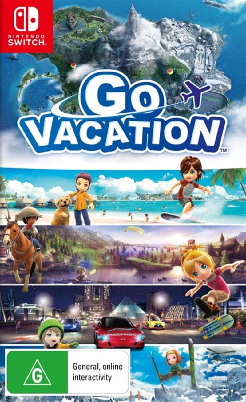 Go Vacation | Nintendo Switch