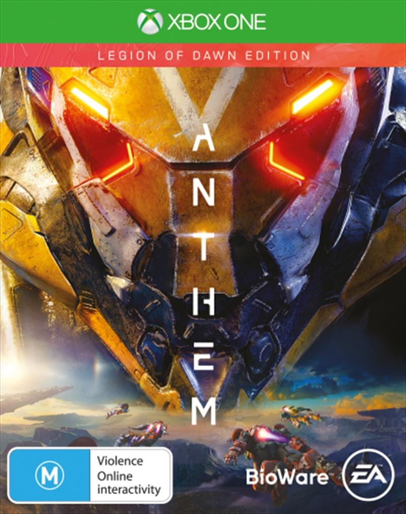 Anthem Legion Of Dawn Edition | XBox One