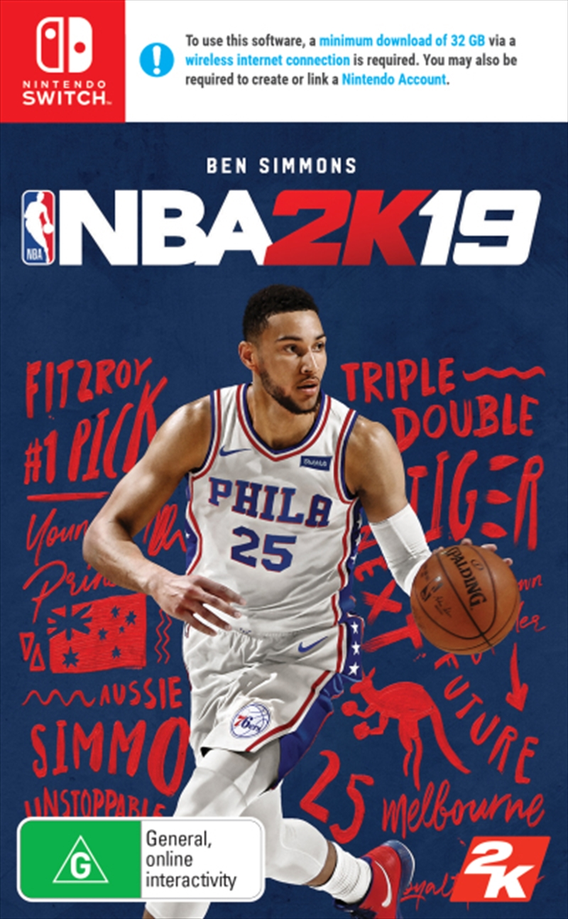 Nba 2k19 | Nintendo Switch