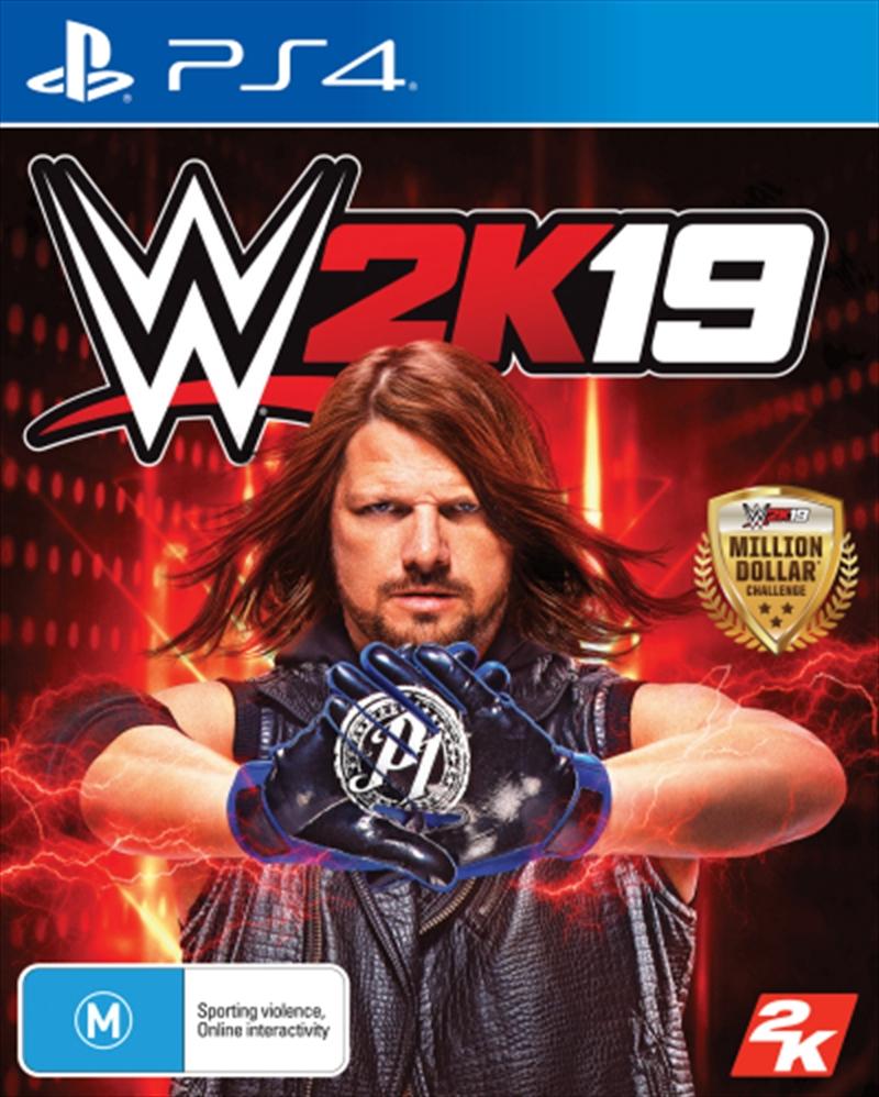 Wwe 2k19 | PlayStation 4