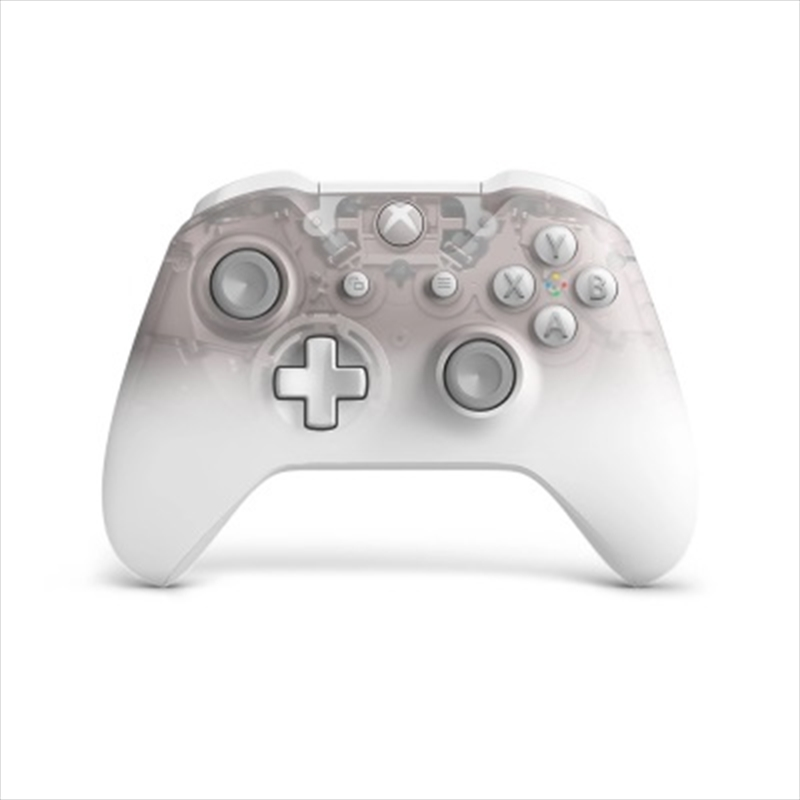 Xbox One Controller Phantom White | XBox One