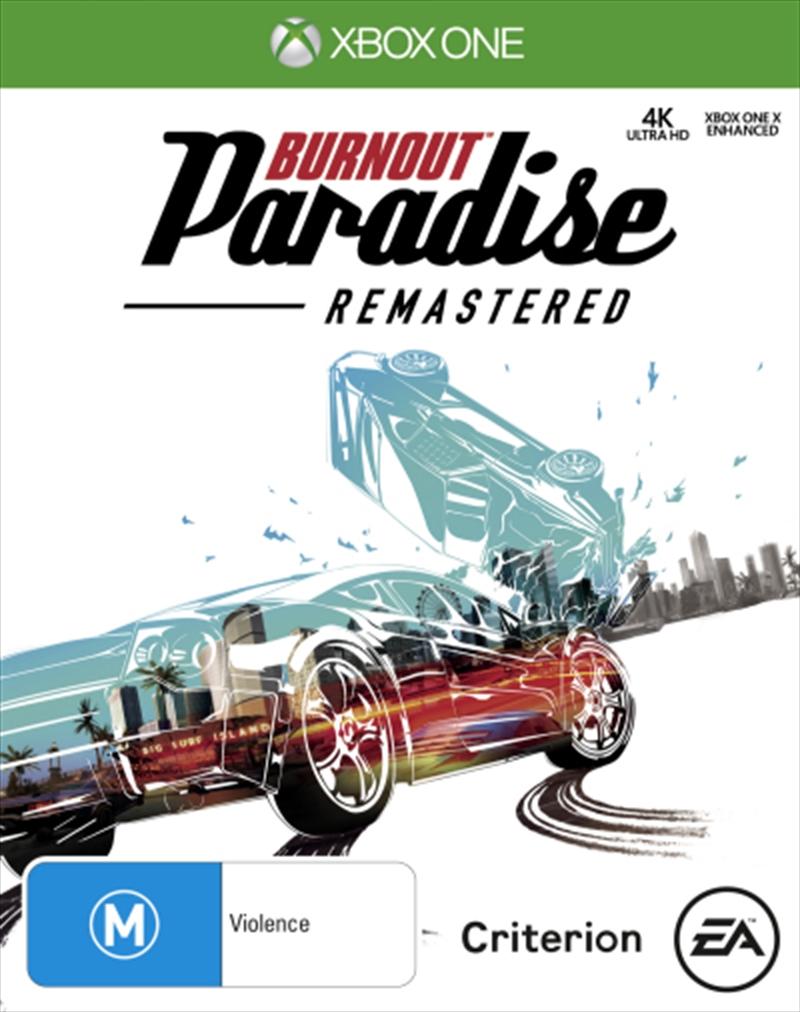 Burnout Paradise: Remastered | XBox One