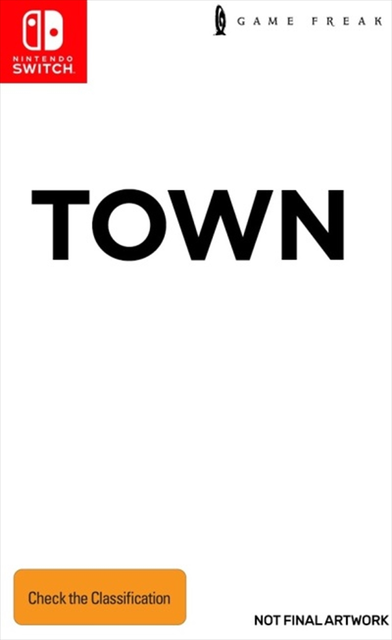 Town | Nintendo Switch