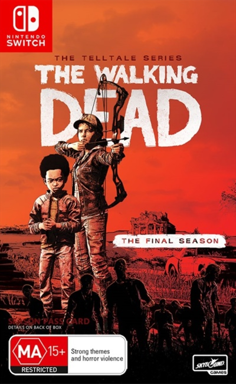 Walking Dead Final Season | Nintendo Switch