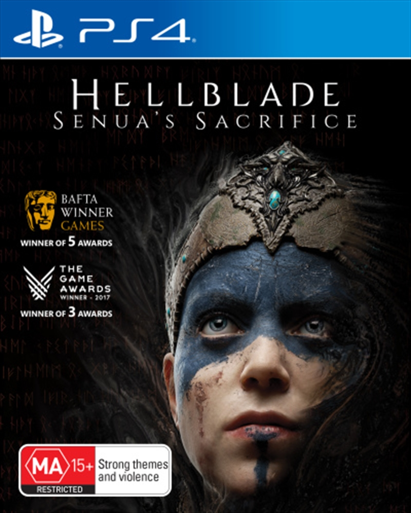 Hellblade Senuas Sacrifice | PlayStation 4