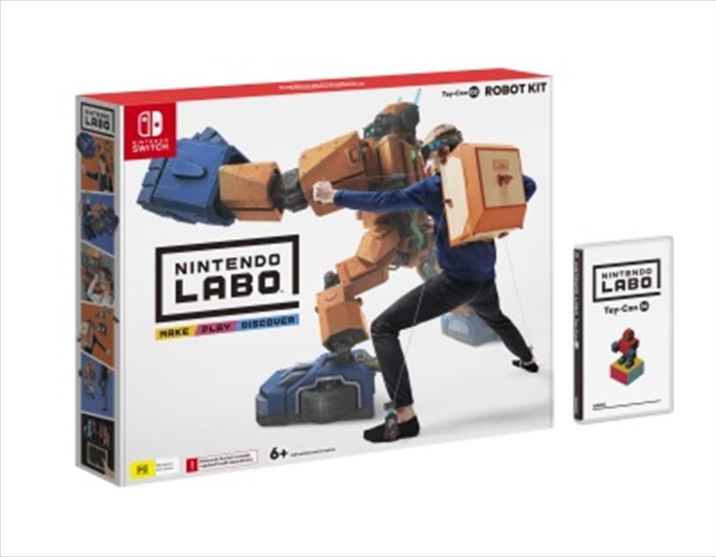 Nintendo Labo Robot Kit | Nintendo Switch