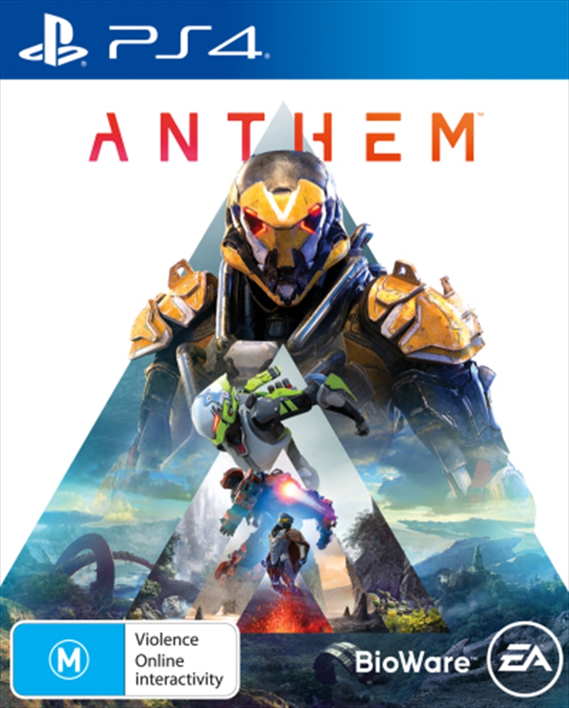 Anthem | PlayStation 4