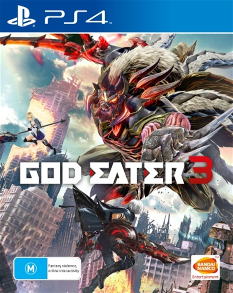 God Eater 3 | PlayStation 4