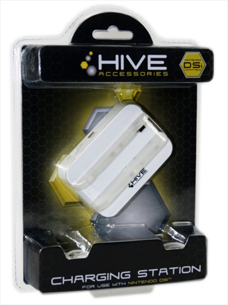Hive Dsi Charging Station | Nintendo DS
