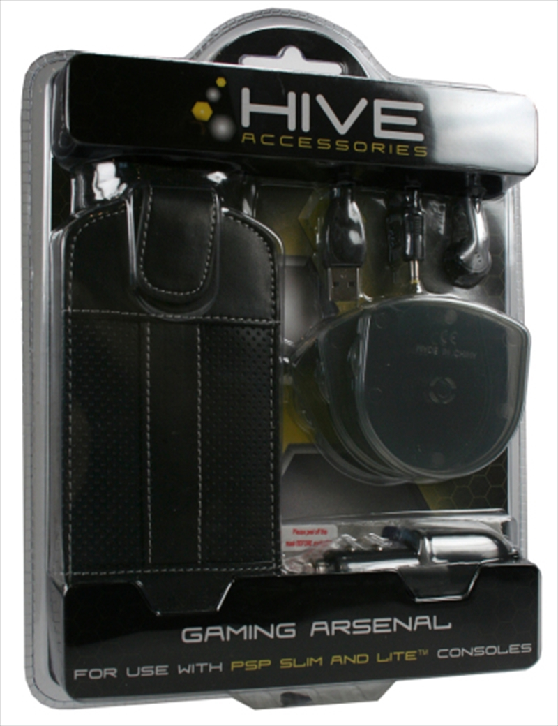 Hive Gaming Arsenal | PSP