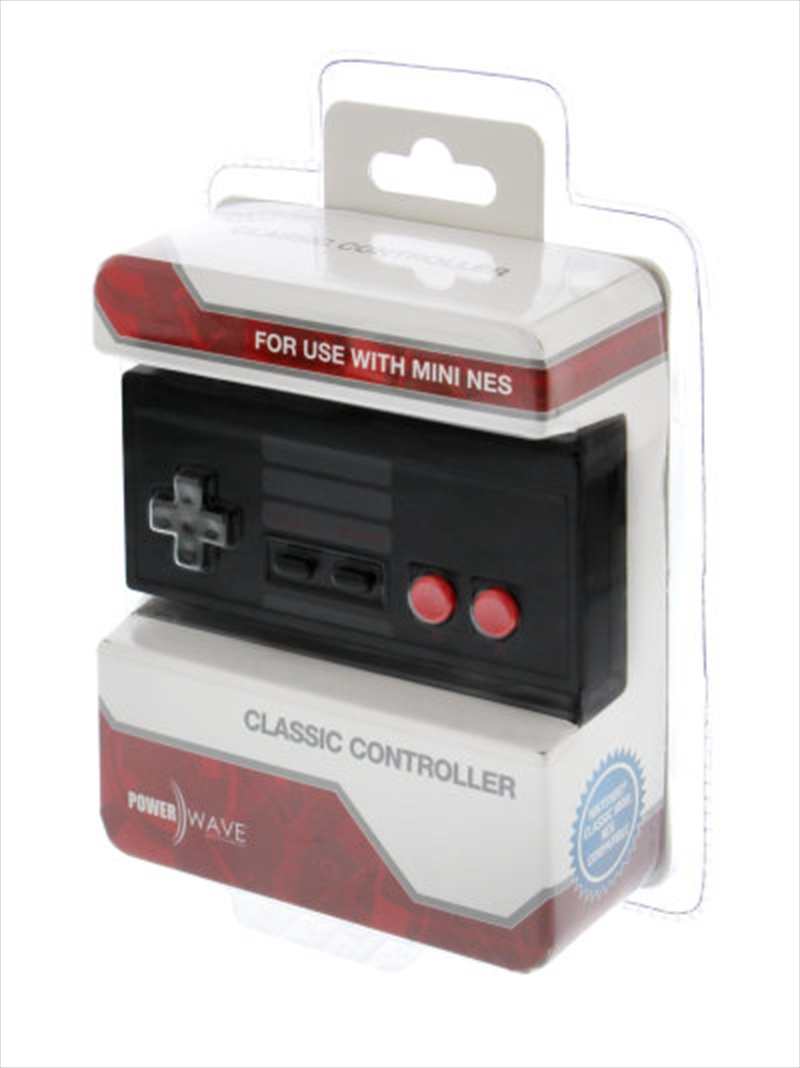 Powerwave Mini Nes Controller | Accessories