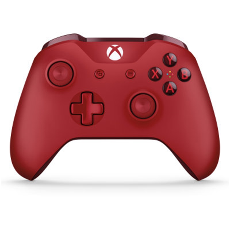 Xbox One Controller Red | XBox One