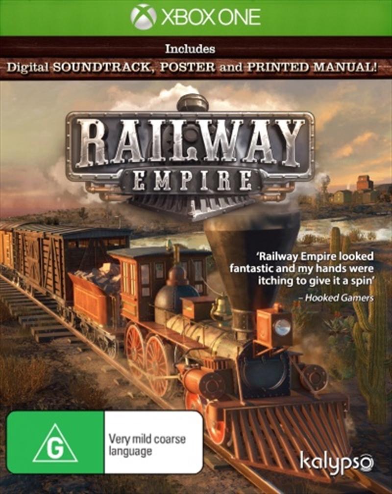 Railway Empire | XBox One