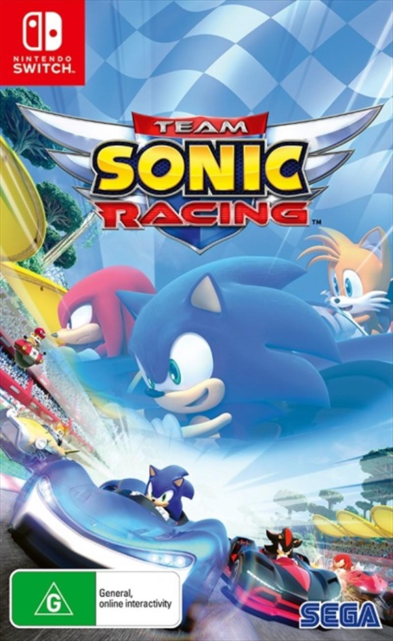 Team Sonic Racing | Nintendo Switch