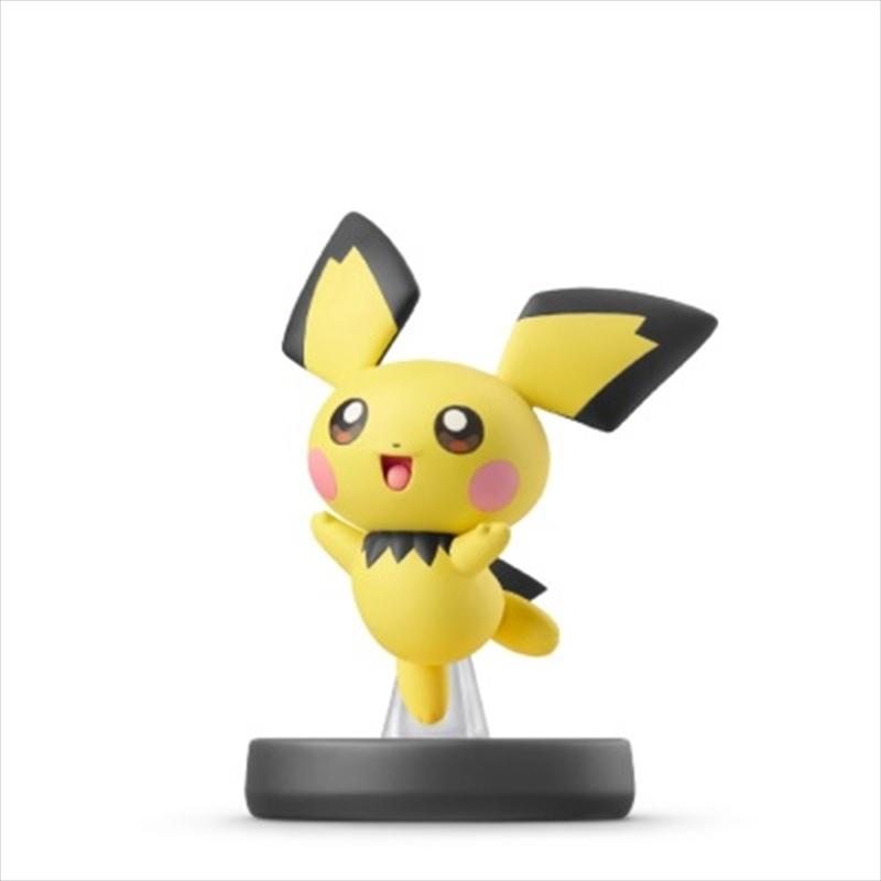 Nintendo Amiibo Pichu | Accessories