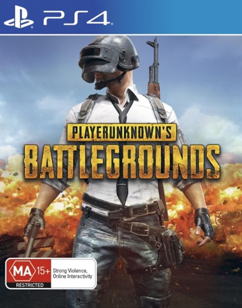 Playerunknowns Battlegrounds | PlayStation 4