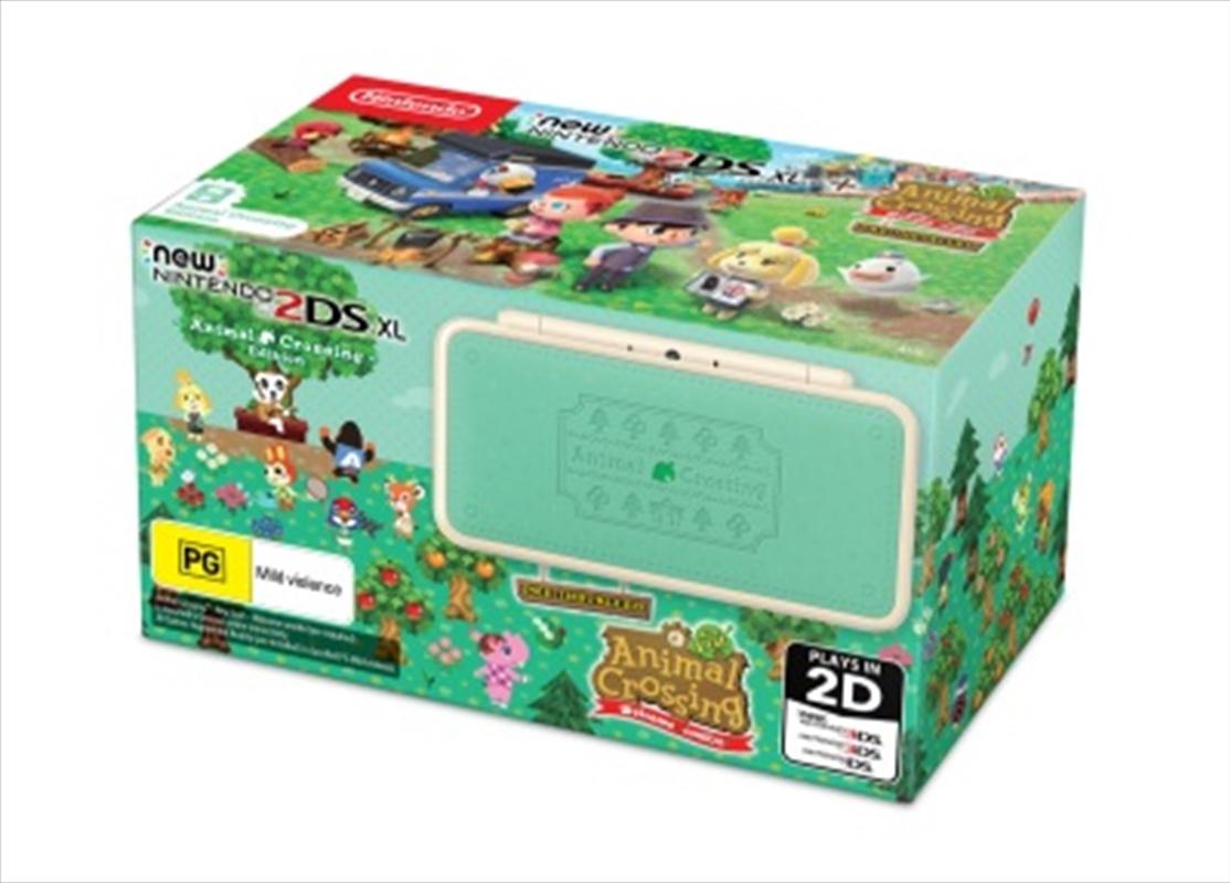 Nintendo 2DSXL New Leaf Animal Crossing Edition | Console