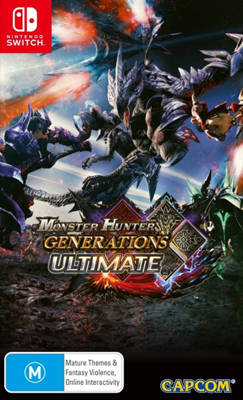 Monster Hunter Generations Ult | Nintendo Switch