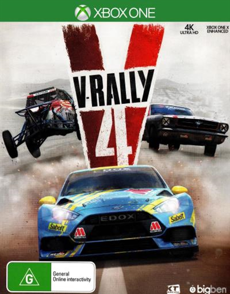 Vrally 4 | XBox One