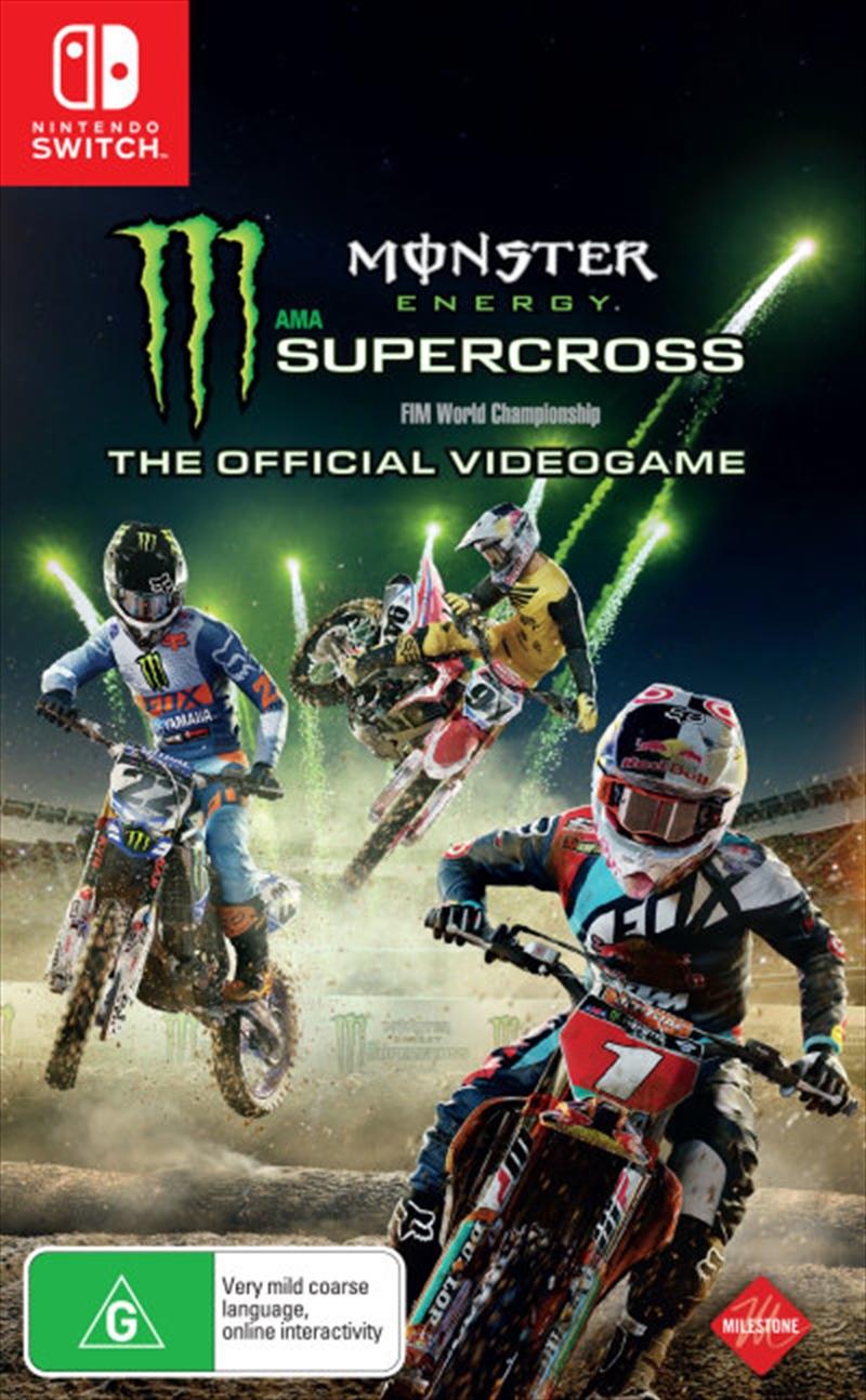 Monster Energy Supercross | Nintendo Switch