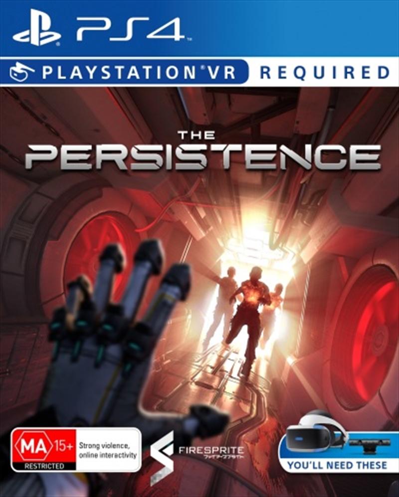 Persistence: Psvr | PlayStation 4