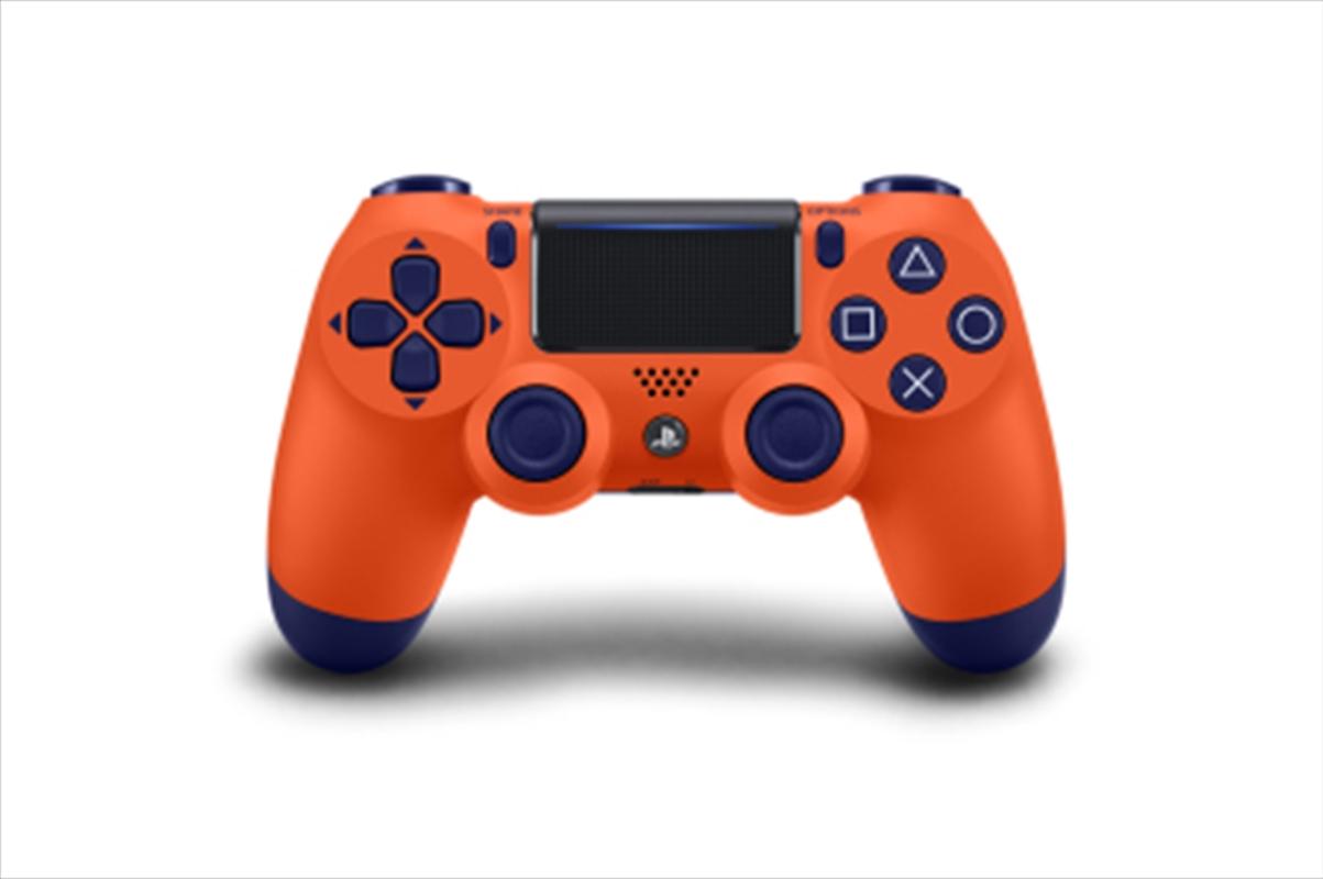 Dualshock 4 Controller Sunset Orange | PlayStation 4