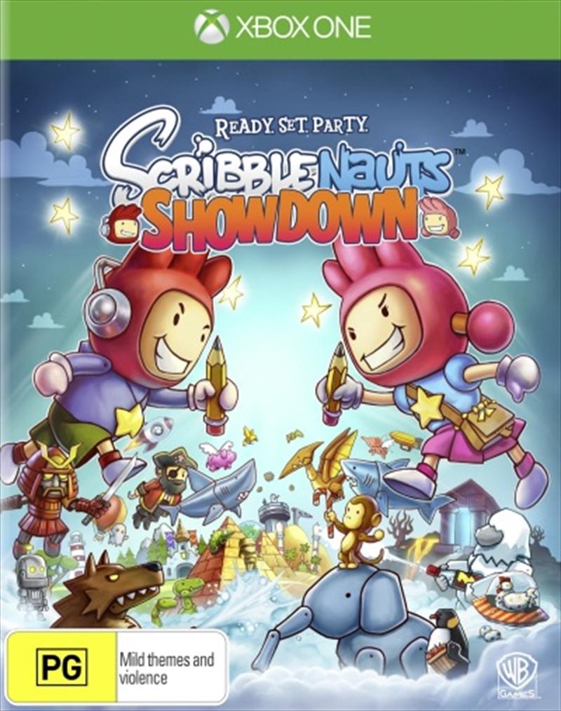 Scribblenauts Showdown | XBox One