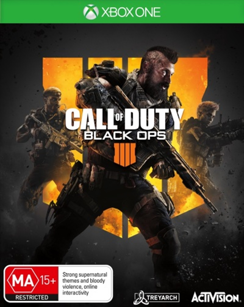 Call Of Duty Black Ops 4 | XBox One