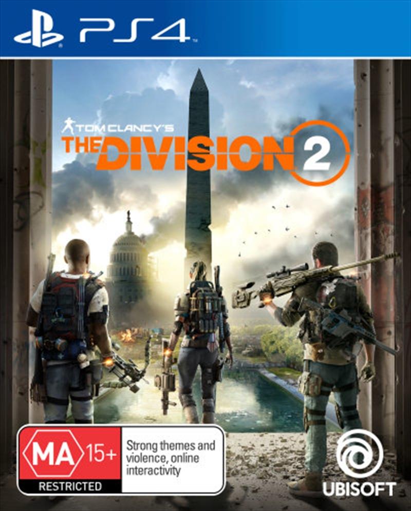 Division 2 | PlayStation 4