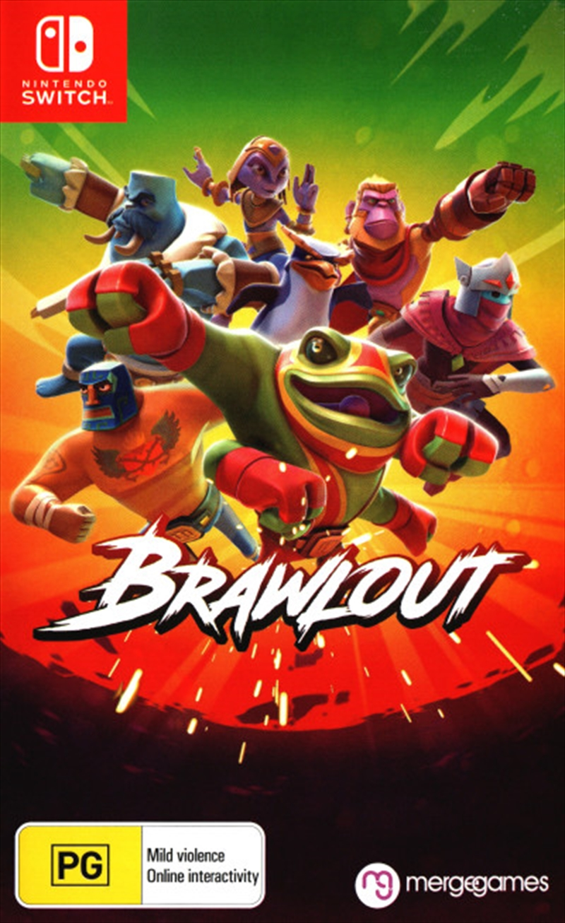 Brawlout | Nintendo Switch