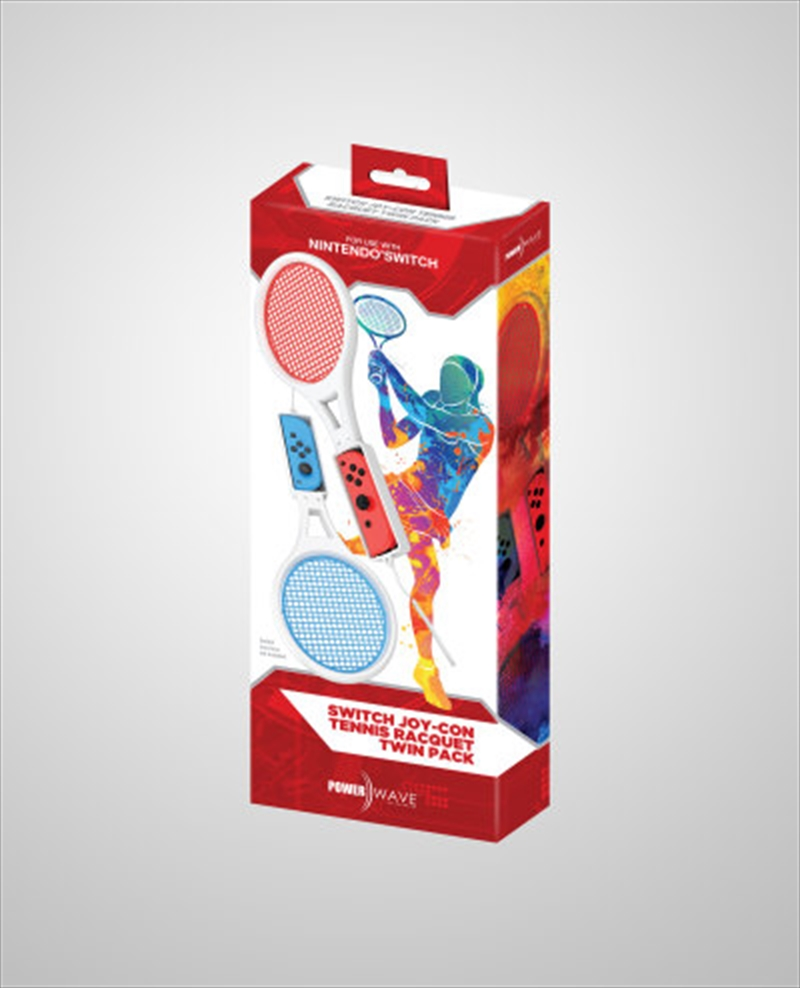 Joy Con Tennis Racquets: 2pack | Nintendo Switch