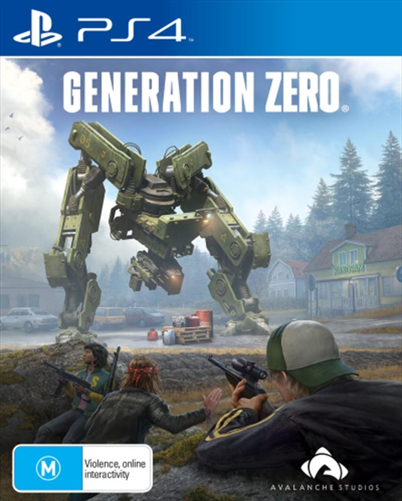 Generation Zero | PlayStation 4