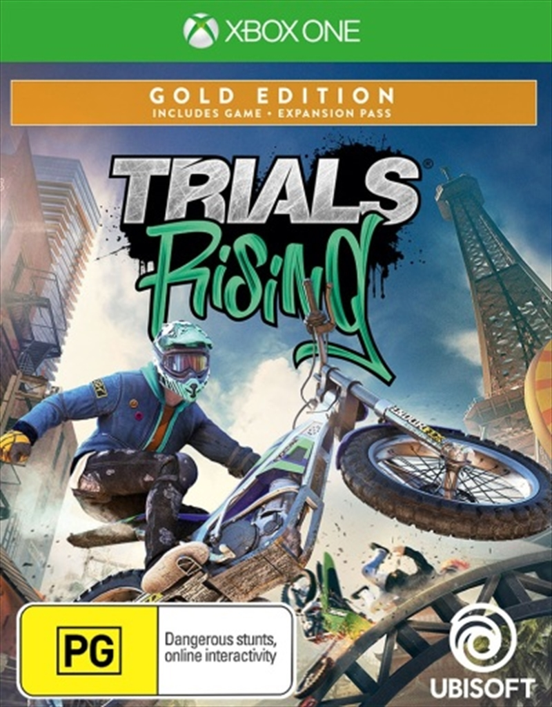 Trials Rising: Gold Edition | XBox One