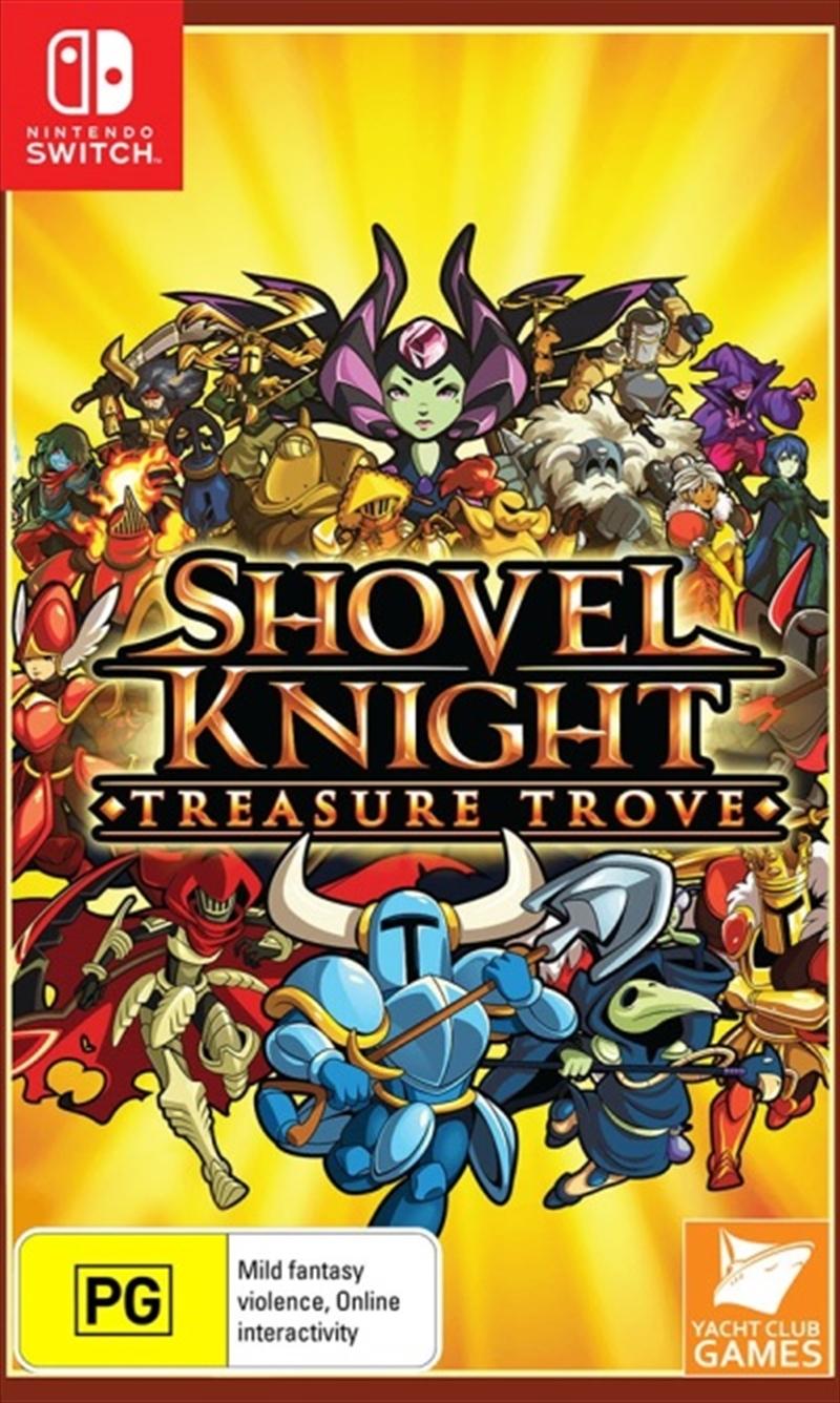 Shovel Knight Treasure Trove | Nintendo Switch
