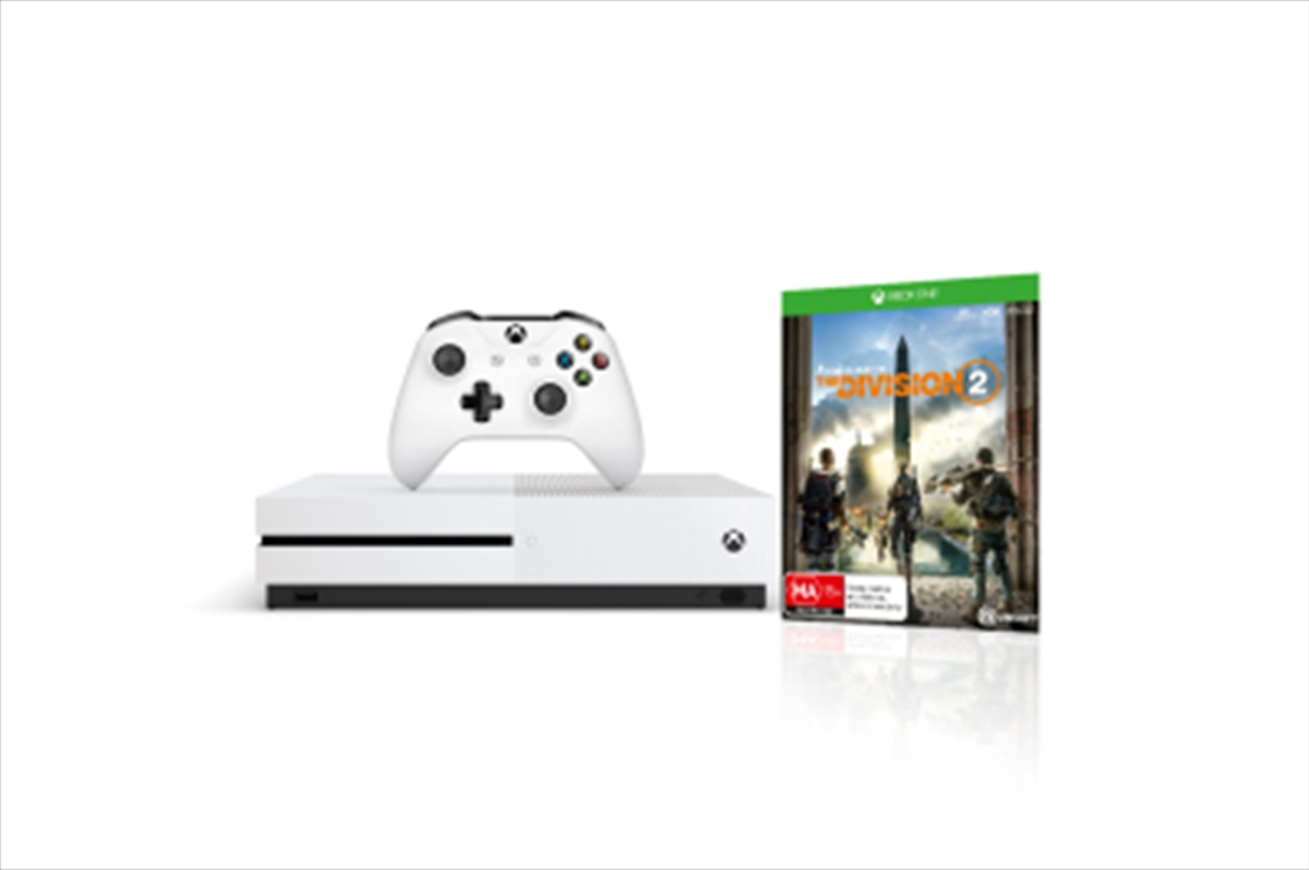 Xbox One Console S 1TB with The Division 2   XBox One