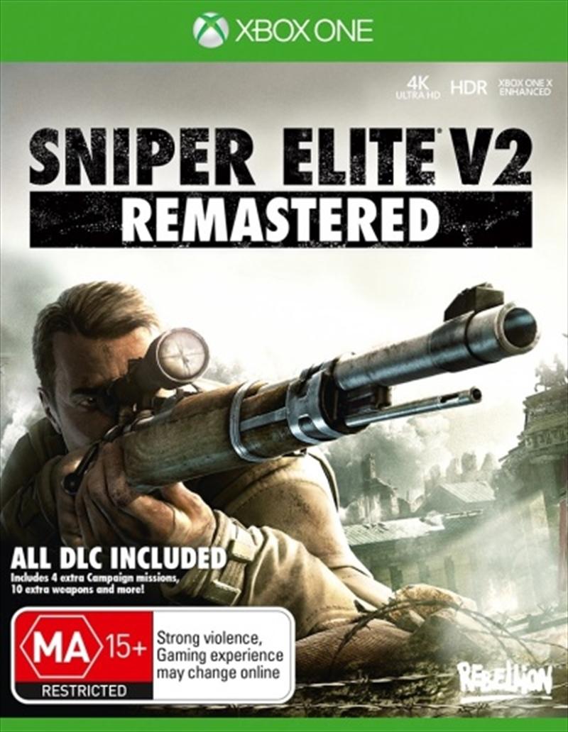 Sniper Elite V2 Remastered | XBox One