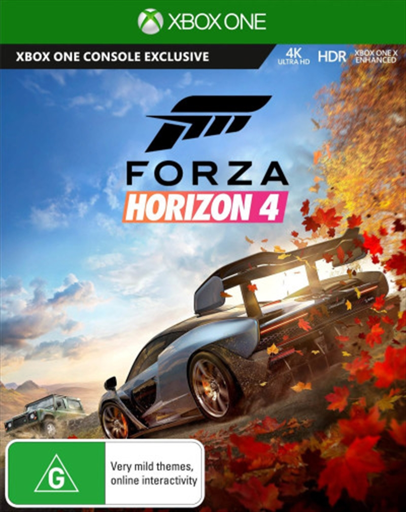 Forza Horizon 4 | XBox One