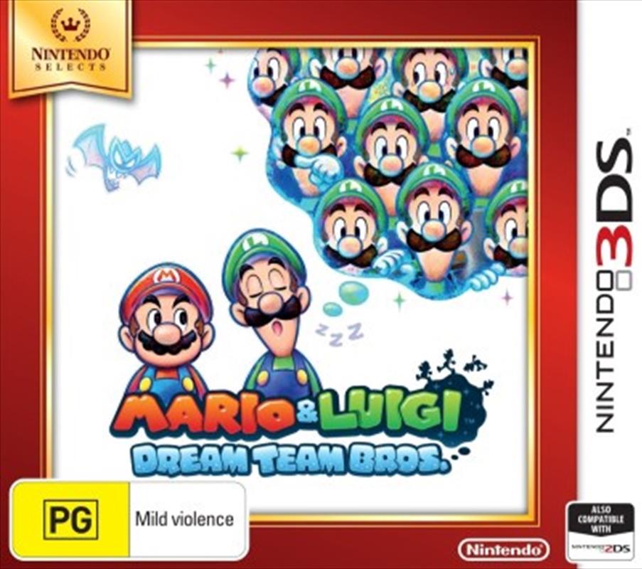 Mario & Luigi Dream Team Bros | Nintendo 3DS