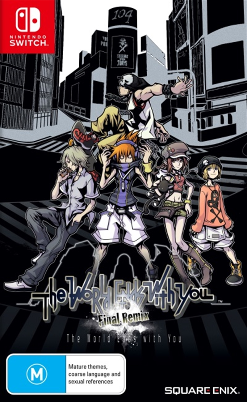 World Ends With You Final Remx | Nintendo Switch
