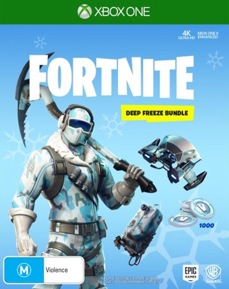 Fortnite Deep Freeze Bundle | XBox One