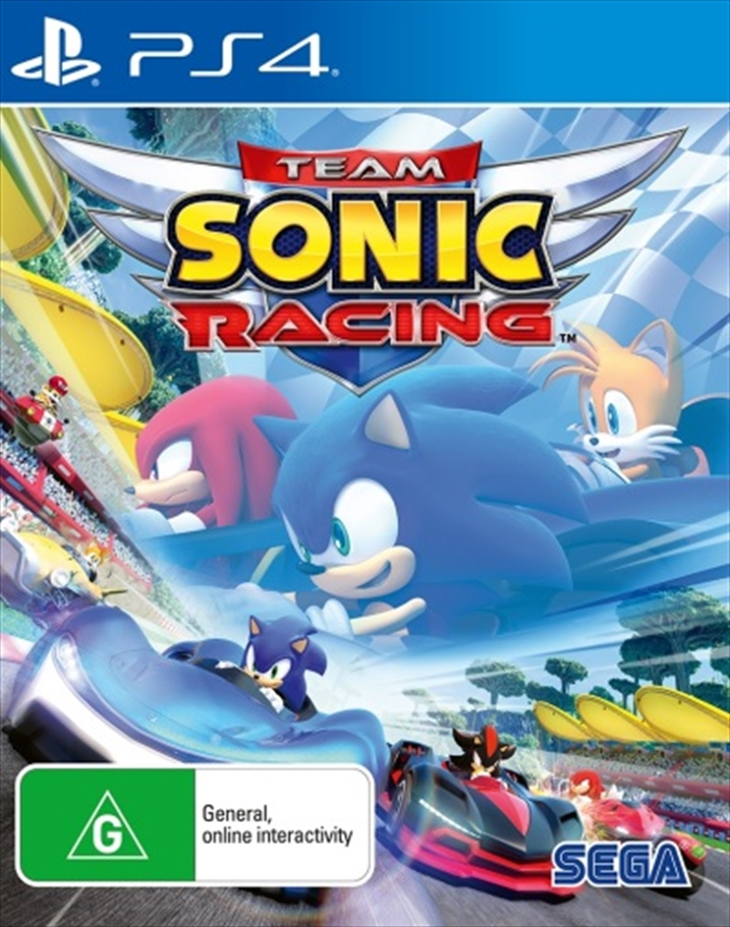 Team Sonic Racing | PlayStation 4