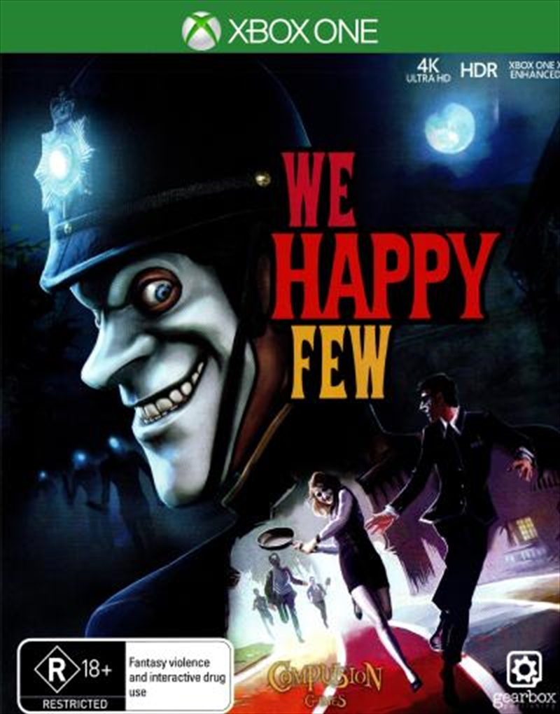 We Happy Few | XBox One
