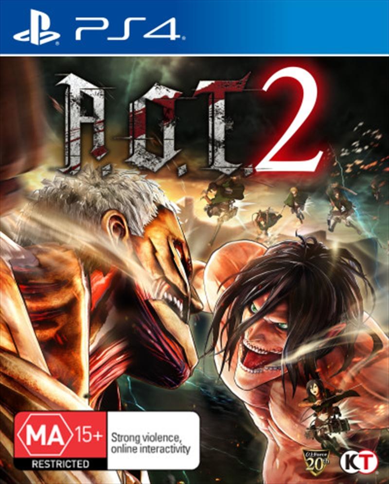 Aot 2 | PlayStation 4