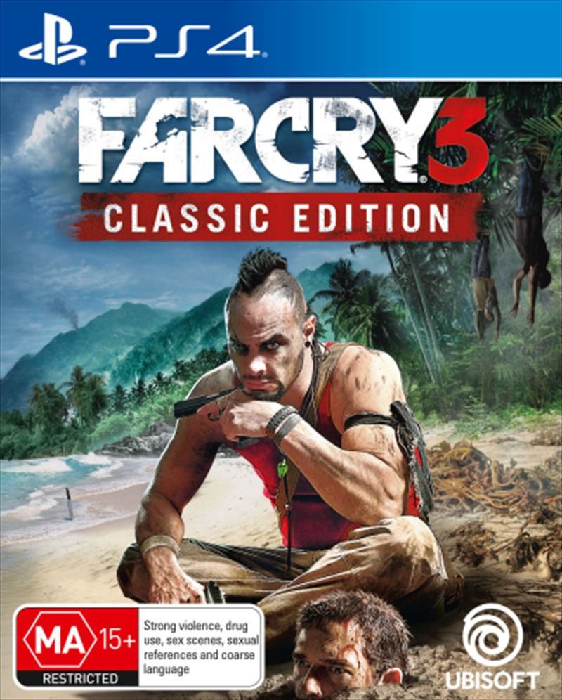 Far Cry 3 Classic Edition | PlayStation 4