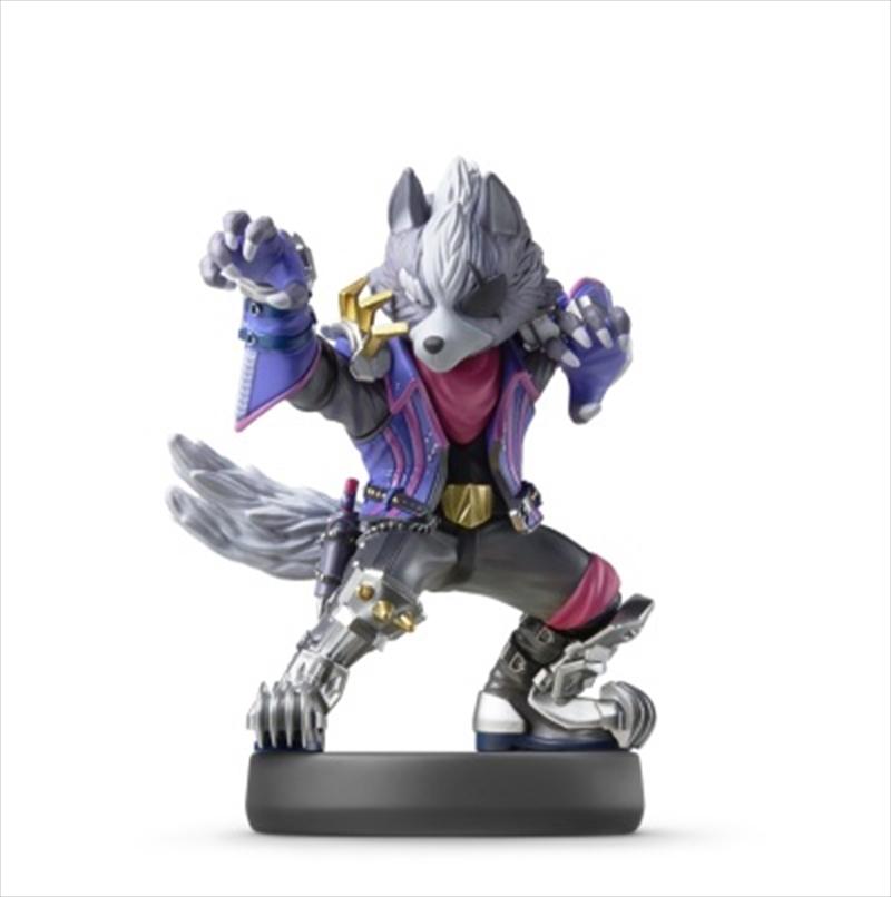 Nintendo Amiibo Wolf (Super Smash Bros. Collection) | Accessories