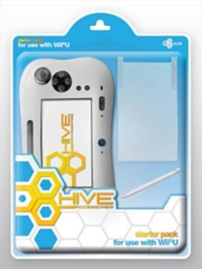 Hive Wii U Starter Pack White   Wii U