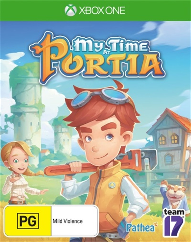 My Time At Portia | XBox One