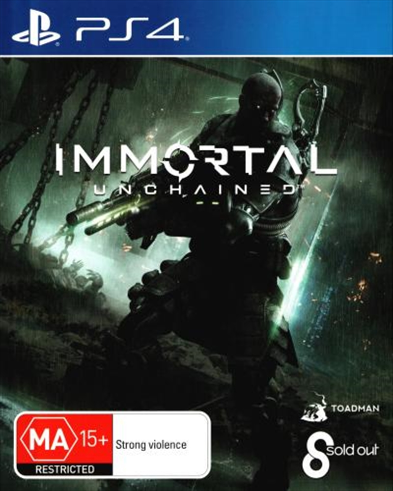 Immortal Unchained | PlayStation 4