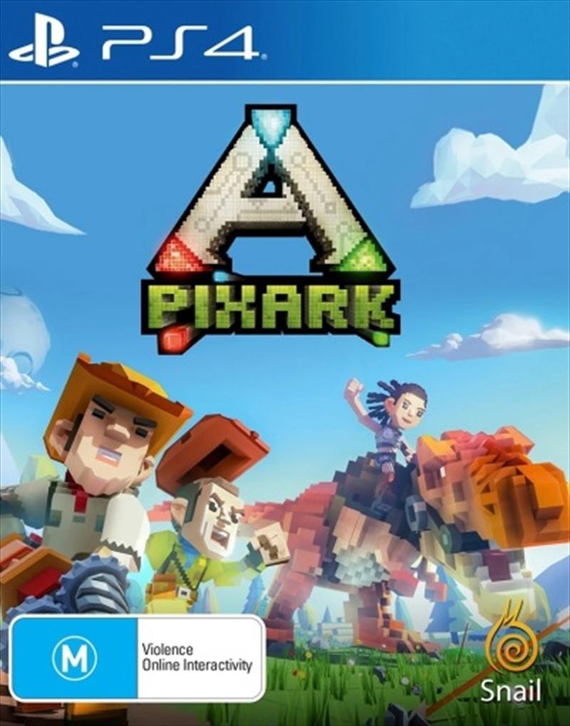 Pixark | PlayStation 4