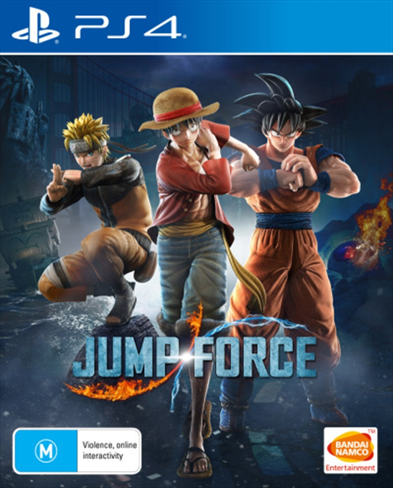 Jump Force | PlayStation 4